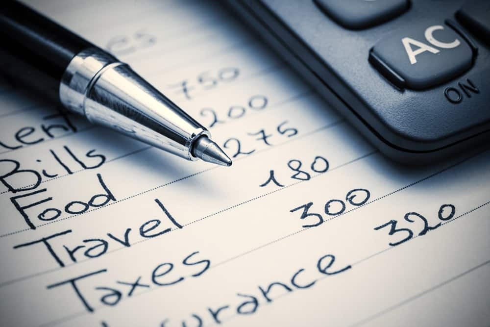 Taking Control Of Your Cashflow And Setting Your Budget